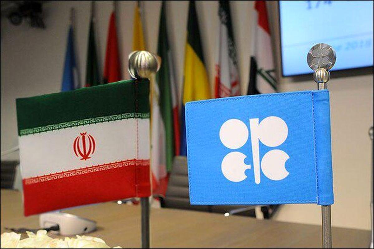 ایران تولید نفت اوپک را بالا برد