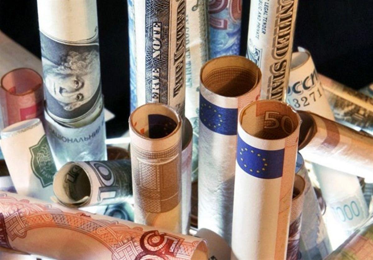 نرخ ارز دلار سکه طلا یورو/ سقوط شدید قیمت دلار