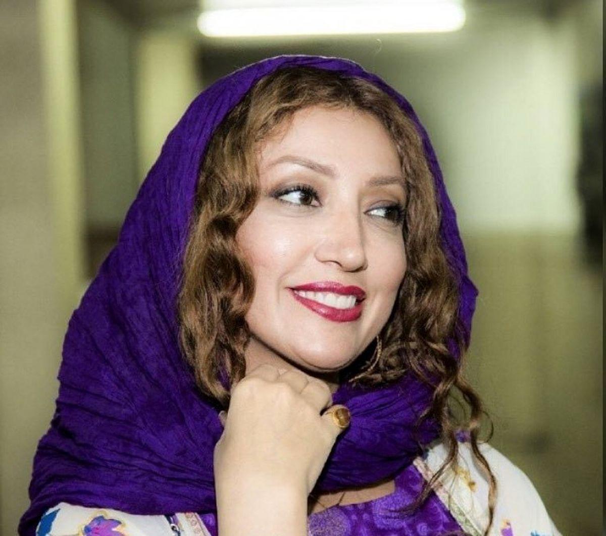 نگار عابدی در سریال دودکش
