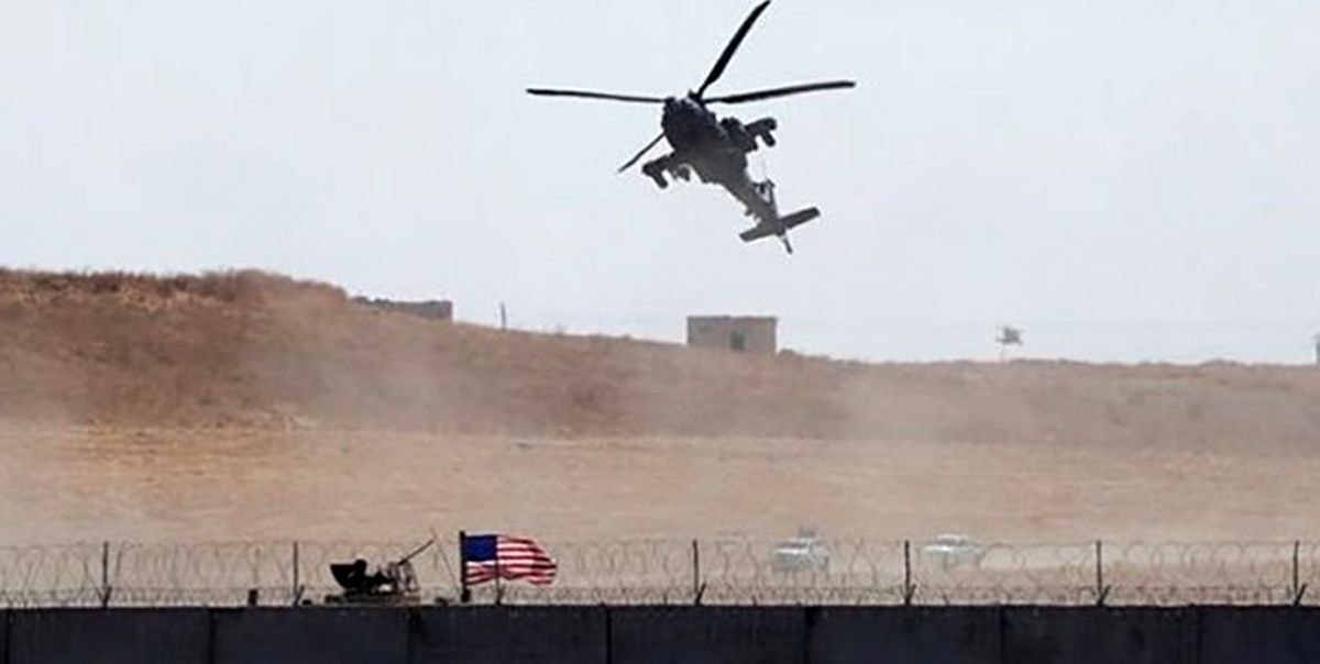 نظامیان آمریکایی در شمال شرق سوریه دو نفر را ربودند