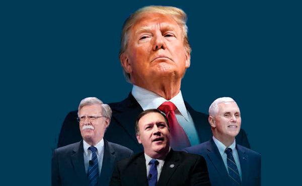واکنش شدید به پنهان کاری ترامپ درباره تلفات انتقام موشکی ایران