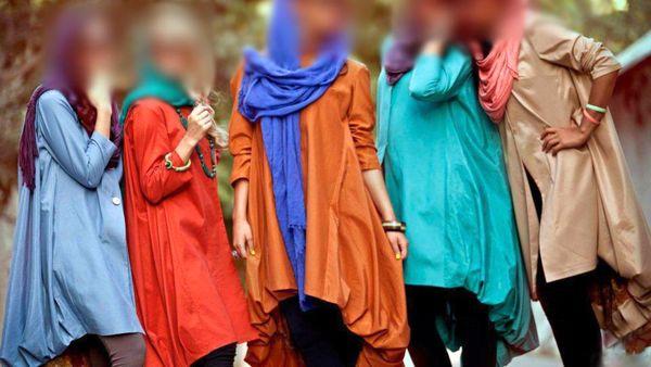 برهنه کردن دختران ایرانی ؛ این مخوف ها چگونه اغفال میکنند؟ + تصاویر