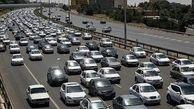 تردد آزاد شد؛ هجوم عجیب خودروها به جاده ها