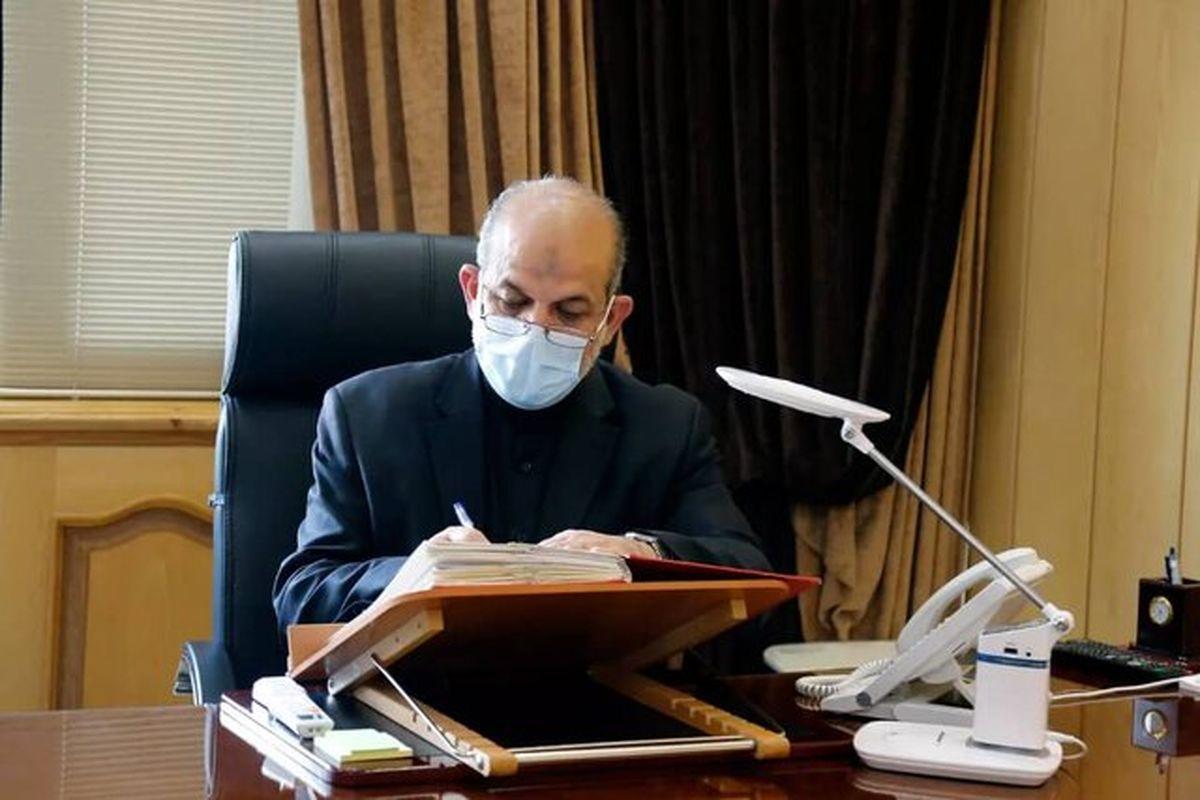 وزیر کشور درگذشت آیت الله حسن زاده آملی را تسلیت گفت