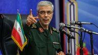 سردار باقری: برای ترامپ روشن کردند اگر به ایران حمله کند در جزایر، خلیج فارس و تنگه هرمز چه اتفاقی میافتد