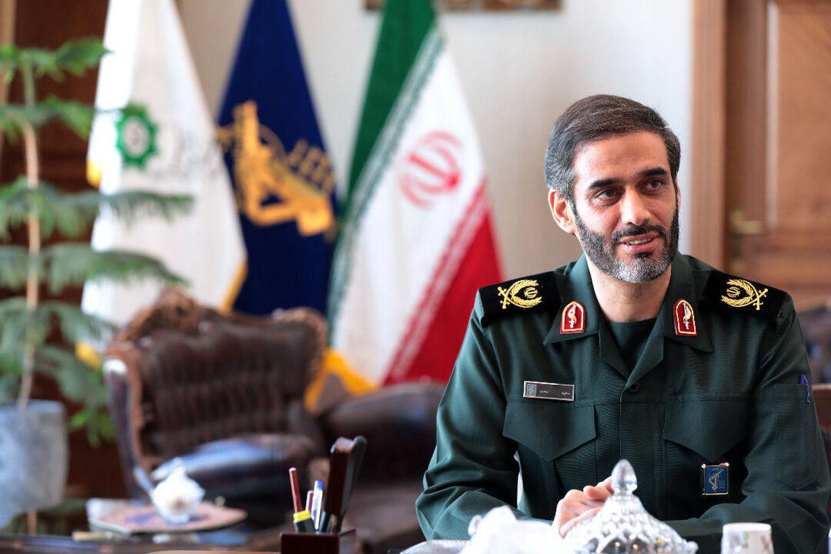 موضع فرمانده قرارگاه خاتمالانبیاء درباره FATF