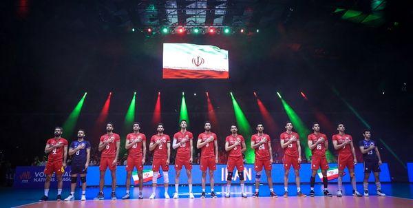 فهرست 14 نفره تیم ملی والیبال با تغییر همراه بود