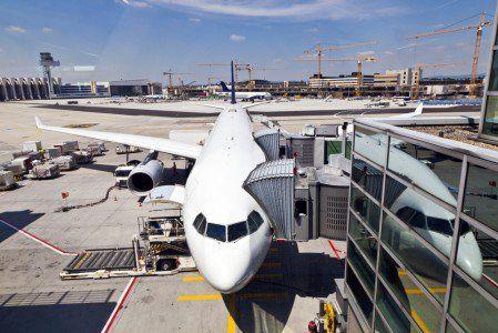 پروازهای شهر نجف تا اطلاع ثانوی در بغداد به زمین می نشیند