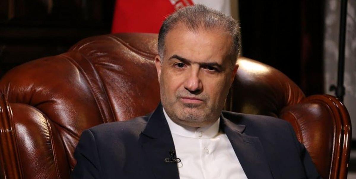 توئیت کاظم جلالی درباره اجرایی شدن پروژه های خط ریلی در ایران