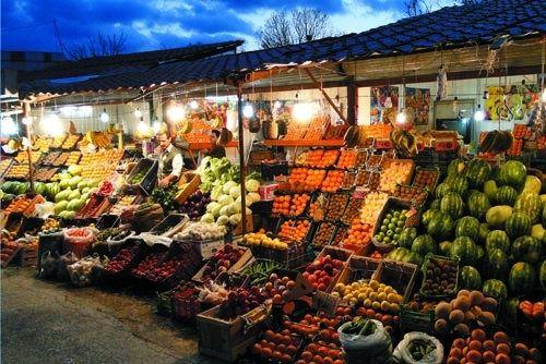 افت قیمت میوه به دلیل کاهش تقاضا در بازار