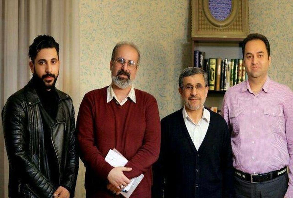 پیشبینی مرگ بایدن توسط مشاور احمدینژاد