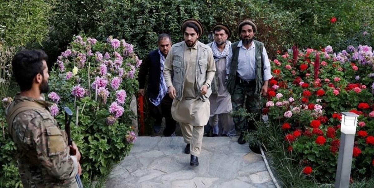 احمد مسعود: در صورت تقسیم برابر قدرت در افغانستان کنارهگیری میکنم