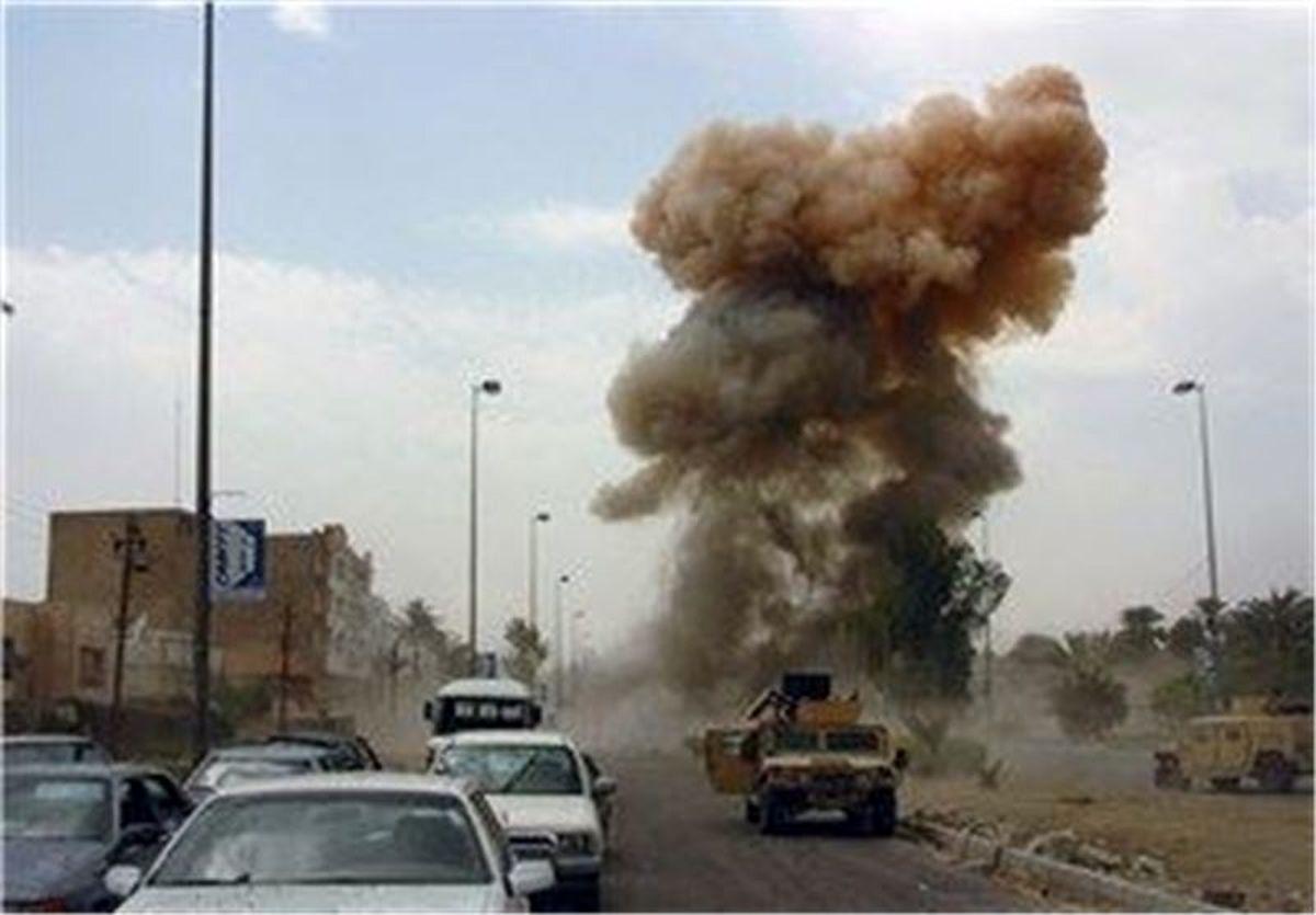 انفجار بمب در شمال بغداد؛ ۱۰ نیروی عراقی شهید شدند