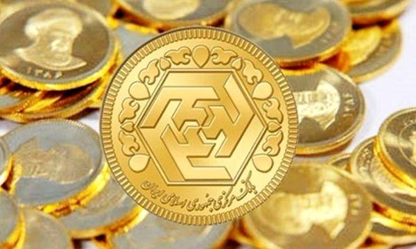 قیمت لحظه ای سکه امروز ۱۳۹۸/۰۵/۱۹