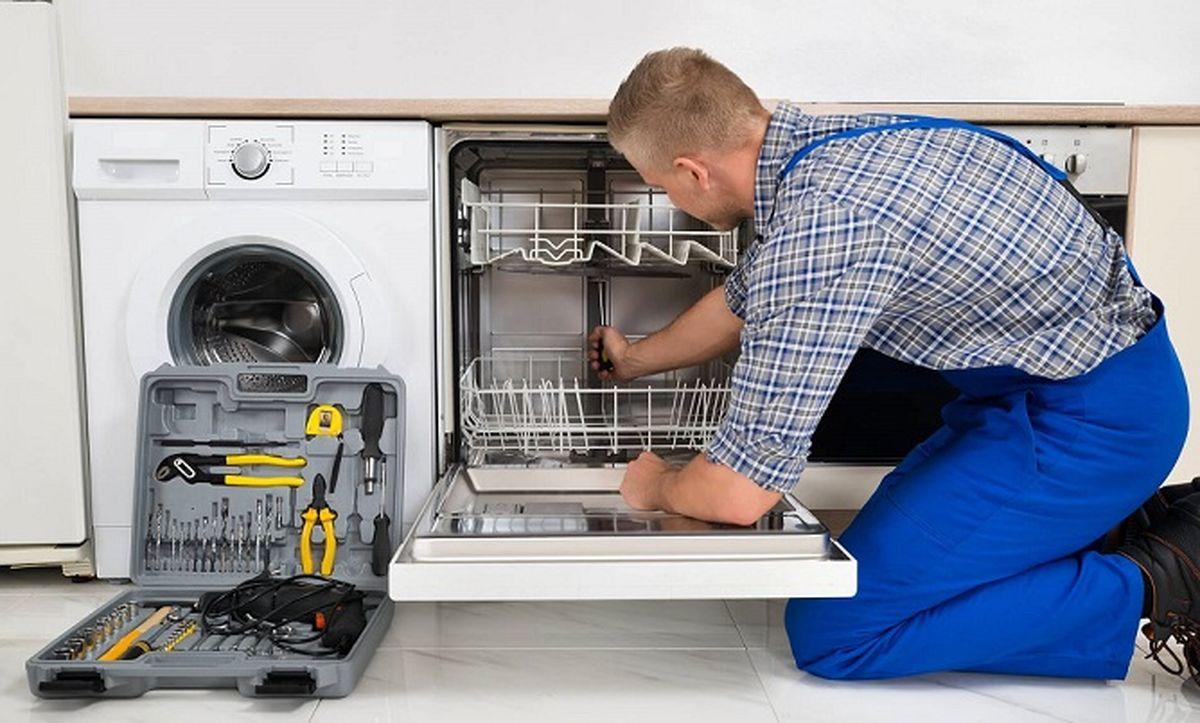 نگاهی به نحوه خدمات تعمیر ماشین ظرفشویی در نمایندگی ویرپول