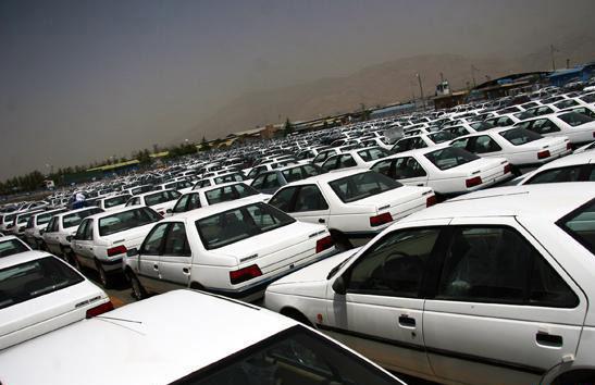 ۱۰۲ هزار خودرو به فروش قطعی رسید
