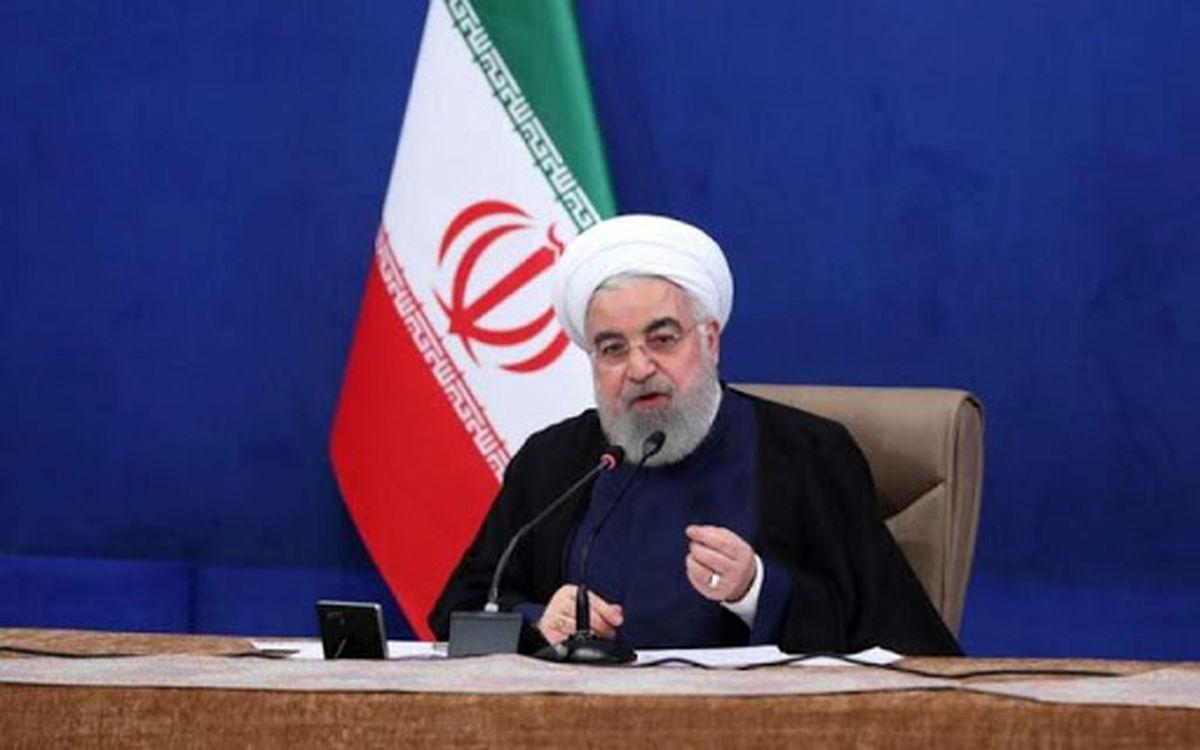روحانی: از هر فرصتی که به نفع منافع ملی مردم و رفع تحریم باشد استفاده خواهیم کرد