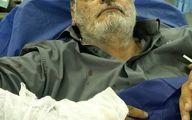 حسین الله کرم دچار سانحه رانندگی شد
