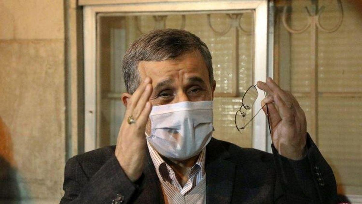 نظر عضو جبهه پایداری درباره احراز صلاحیت احمدینژاد