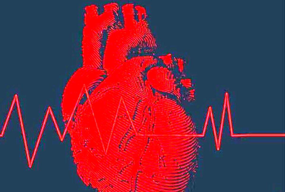 """""""قلبِ"""" این افراد 2 برابر بیشتر در خطر است!"""