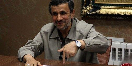 کمپین های انتخاباتی احمدی نژاد را چه کسی مدیریت می کند؟