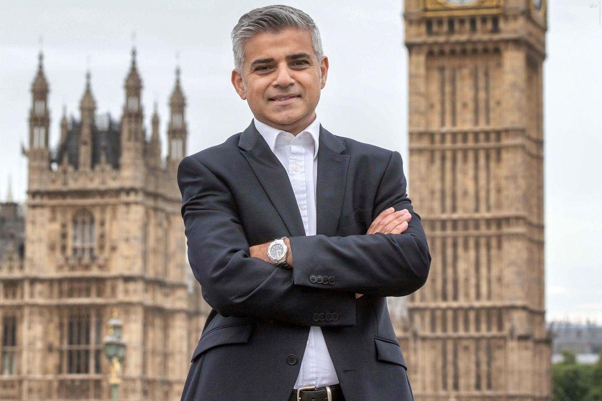 سیاستمدار مسلمان شهردار لندن شد