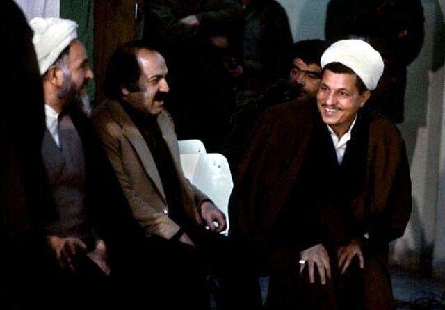 عکس کمتر دیده نشده از هاشمی رفسنجانی