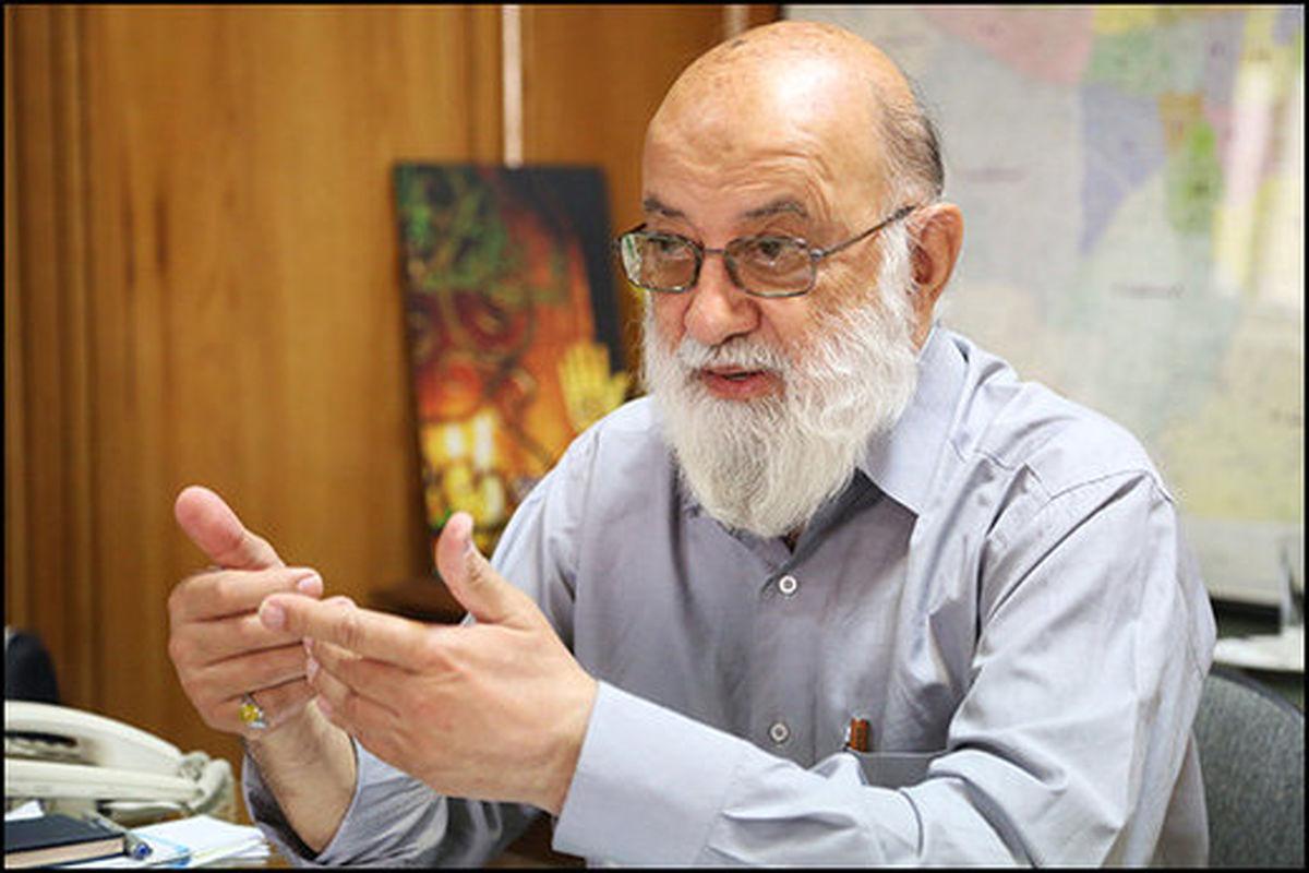 انتخاب شهردار تهران از زبان چمران
