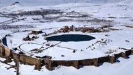 «اسرار دریاچه» تخت سلیمان مستند شد