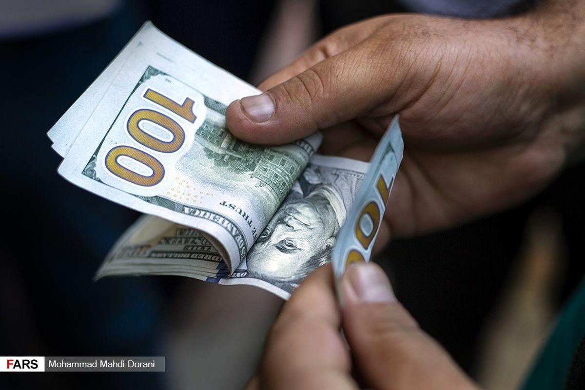 قیمت جدید دلار در صرافی ملی
