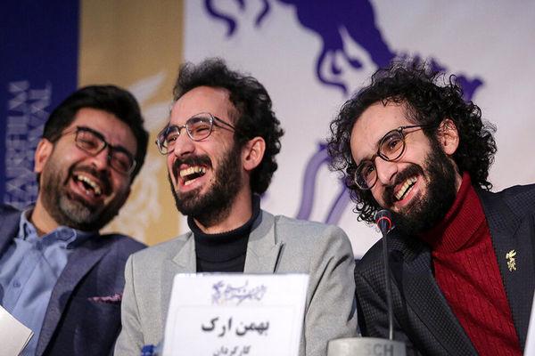 عکس دو برادر نابغه در جشنواره فجر امسال + جزئیات