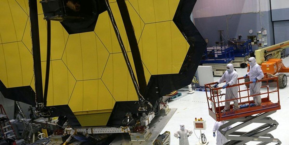 جدیدترین تلسکوپ فضایی ناسا آماده ارسال به فضا