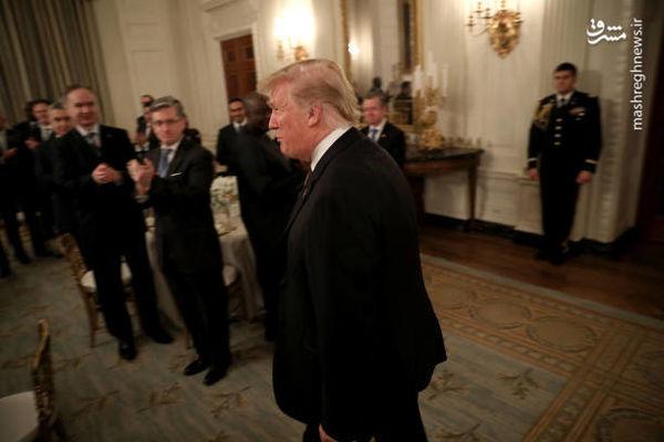 گزارش تصویری/ مراسم افطار دونالد ترامپ در کاخ سفید
