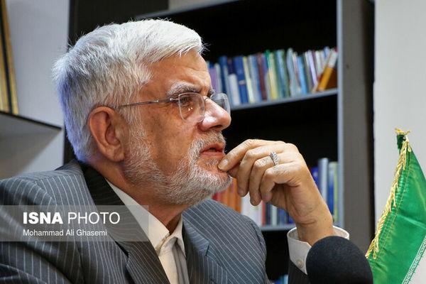 عارف: شبکههای مخالف نظام نسبت به مردم ایران اشتباه محساباتی داشتند