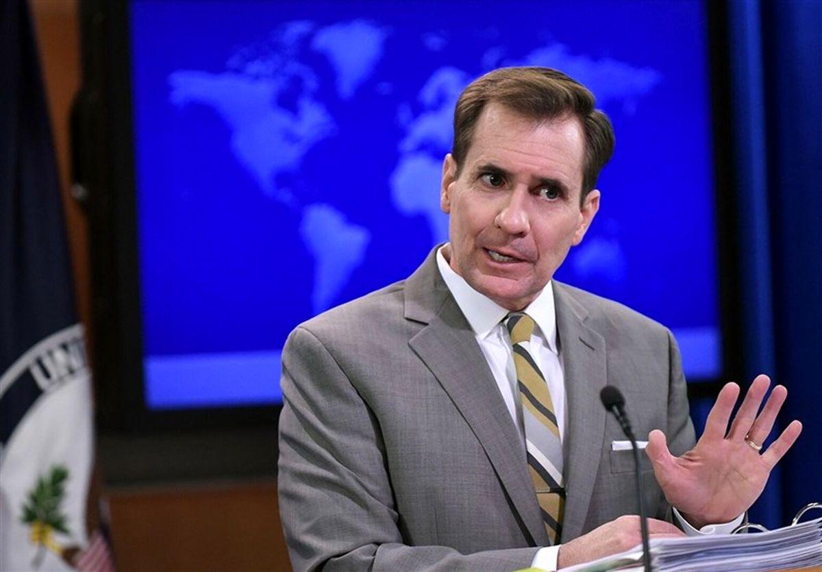 واکنش آمریکا به رزمایش نظامی مشترک روسیه و ایران