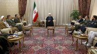 روحانی: بزرگترین سرمایه ارتش فراجناحی بودن آن است + جزئیات و تصاویر