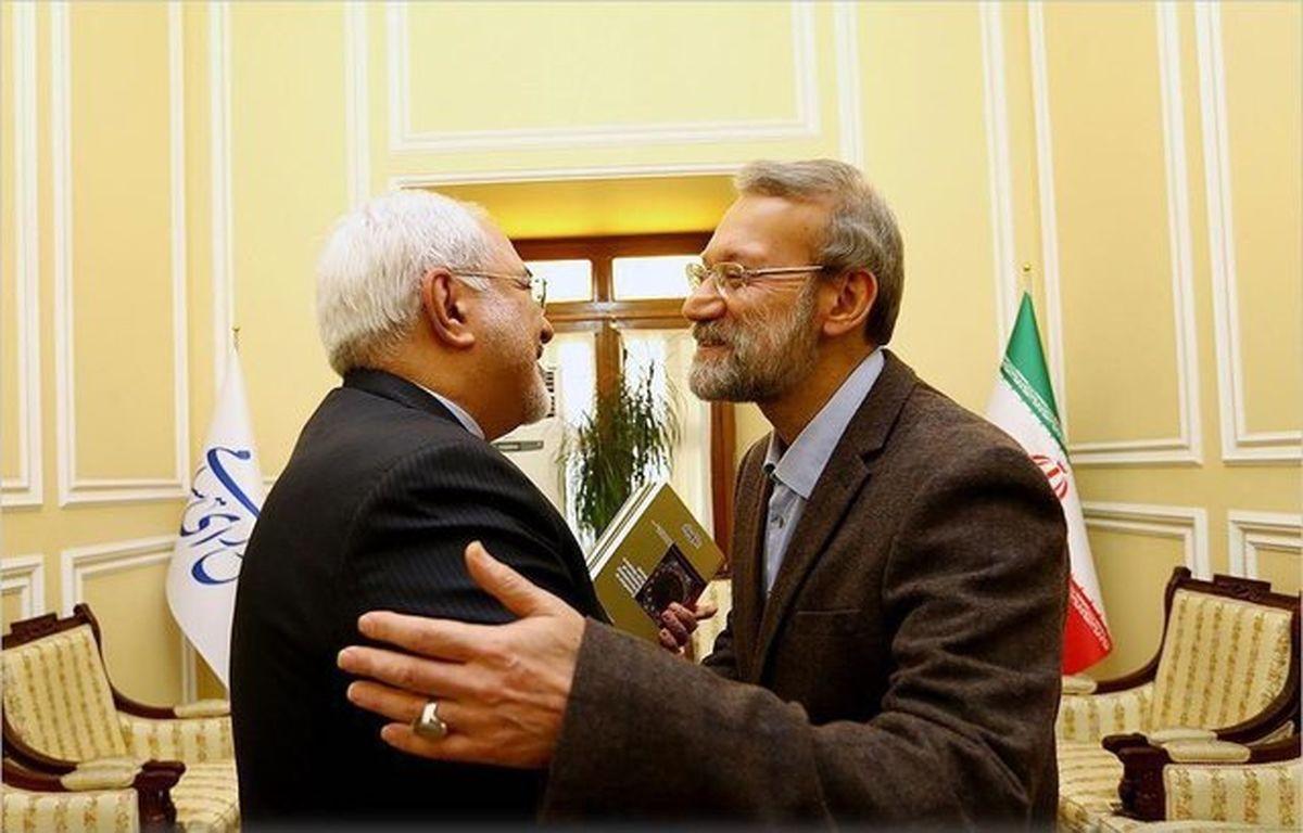 نقش جدید ظریف در انتخابات 1400 چیست؟ او بازوی تبلیغاتی لاریجانی میشود؟