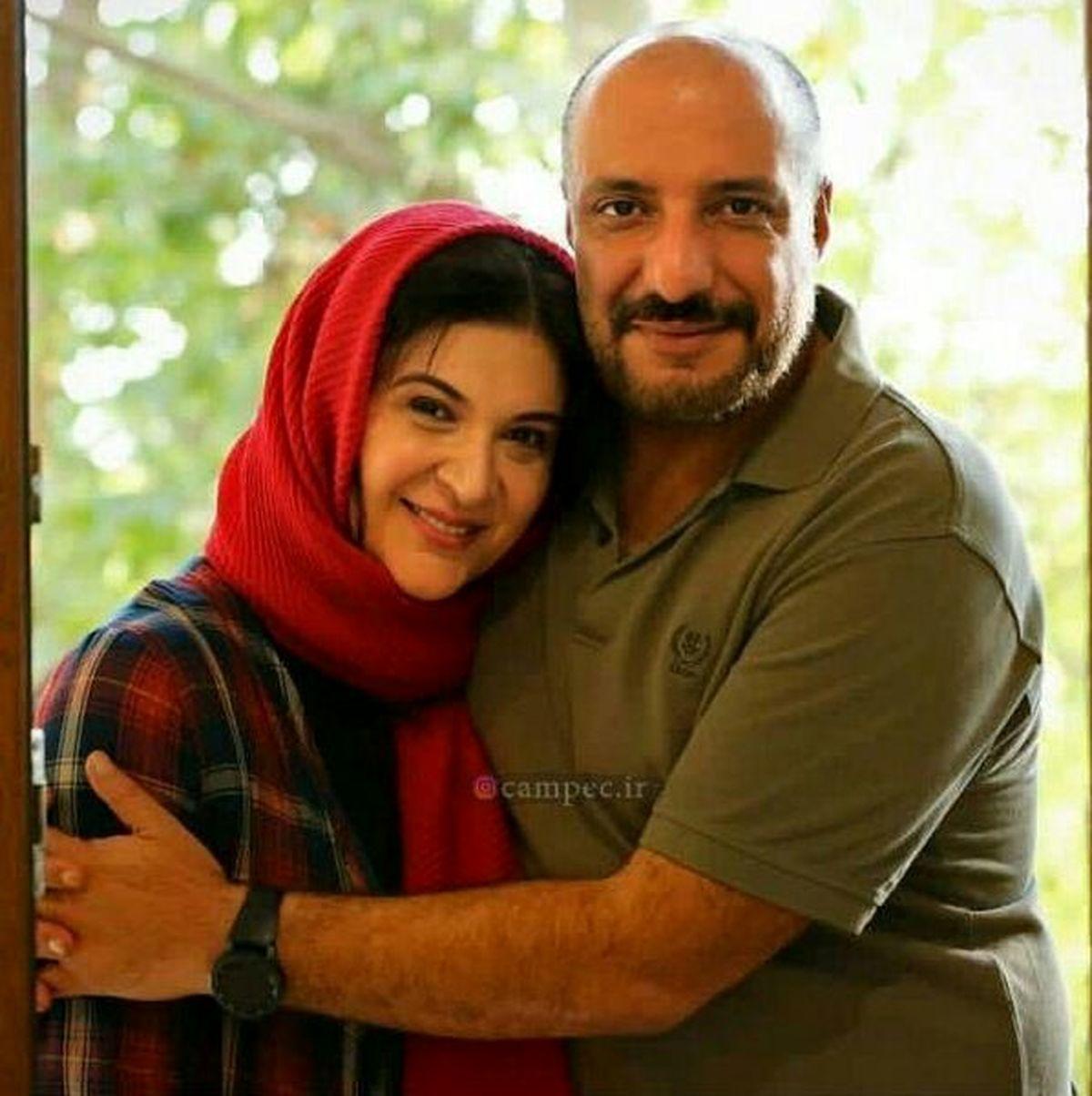 واکنش جنجالی امیر جعفری به پست محسن تنابنده درباره همسرش! +عکس