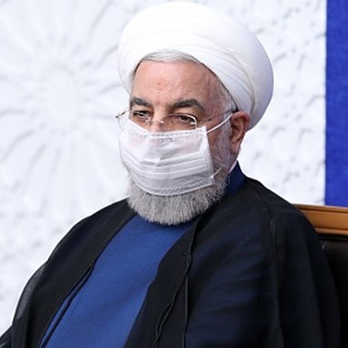 روحانی: نمیخواهم یکسری مسائل را بگویم