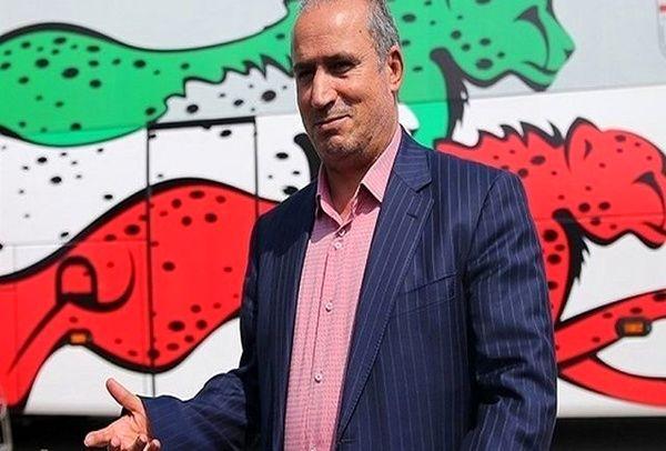 جلسه علیرضا جهانبخش با رئیس فدراسیون فوتبال