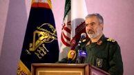 معاون سپاه: پاسخ ایران به هر حرکت احمقانه دشمنان محکم خواهد بود