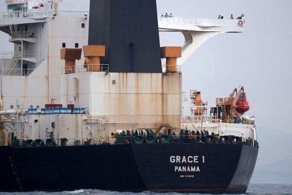 وزارت خارجه انگلیس: ایران تضمین داده نفتکش «گریس ۱» به سوریه نخواهد رفت