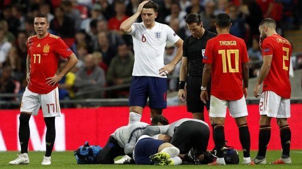 شروع کار انریکه با پیروزی برابر انگلیس / جشنوراه گل سوئیس مقابل ایسلند