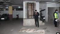 تهران| مرگ دلخراش زن جوان در آسانسور +عکس