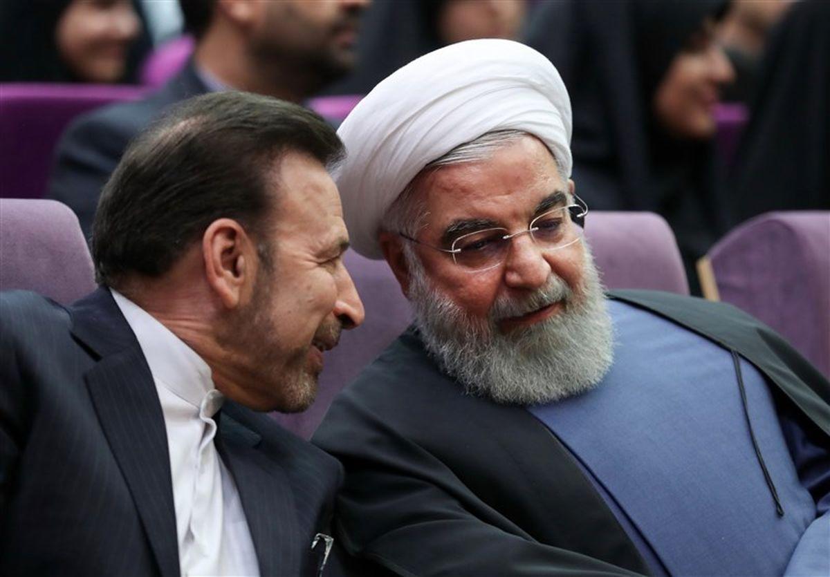 واکنش واعظی به درخواست برای زندانی کردن روحانی!