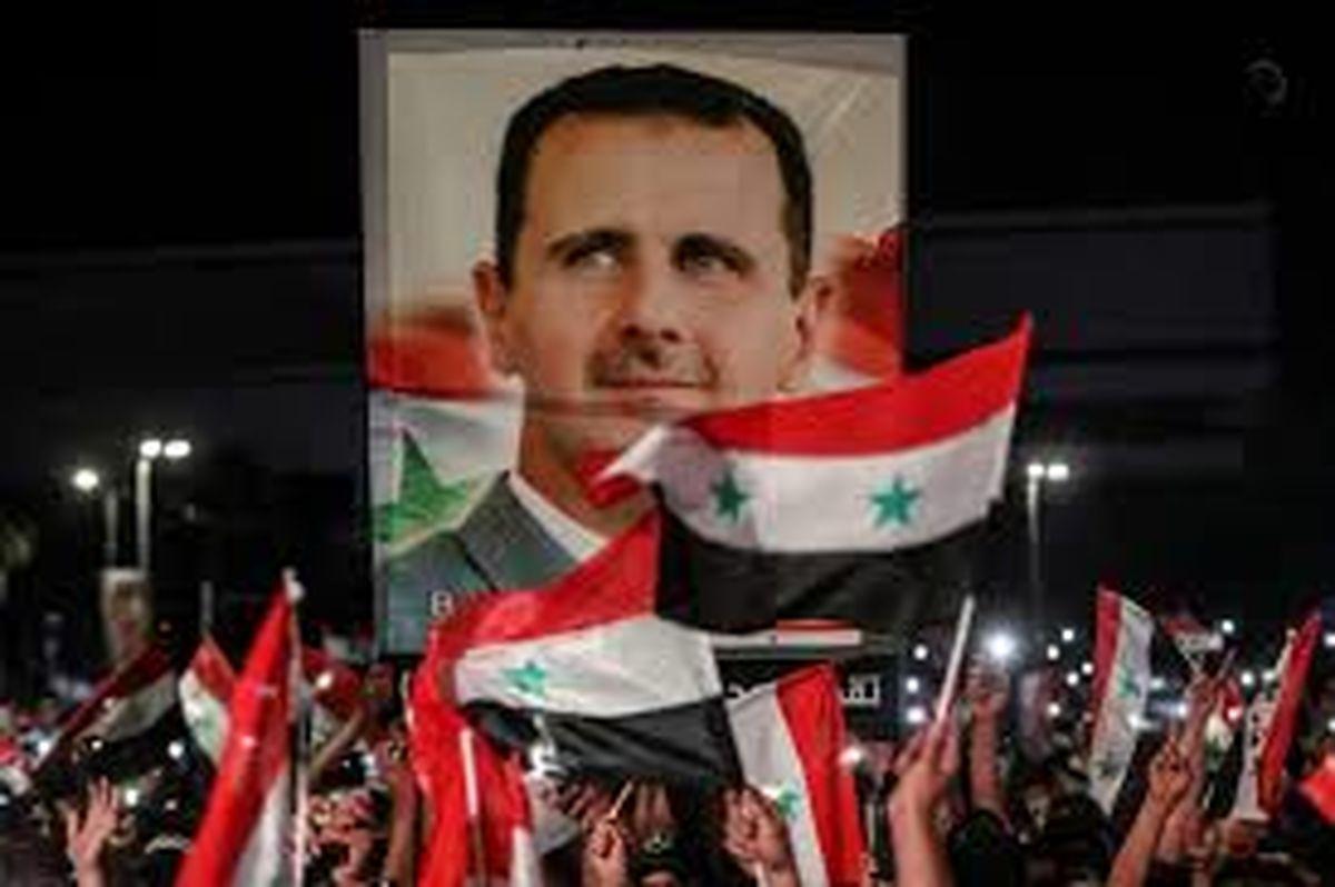 واکنش وزارت خارجه ایران به پیروزی بشار اسد