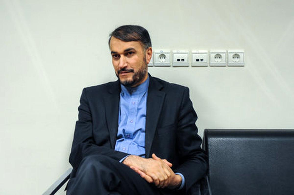 وزیر خارجه ایران تنها سخنران ضدآمریکایی کنفرانس بغداد