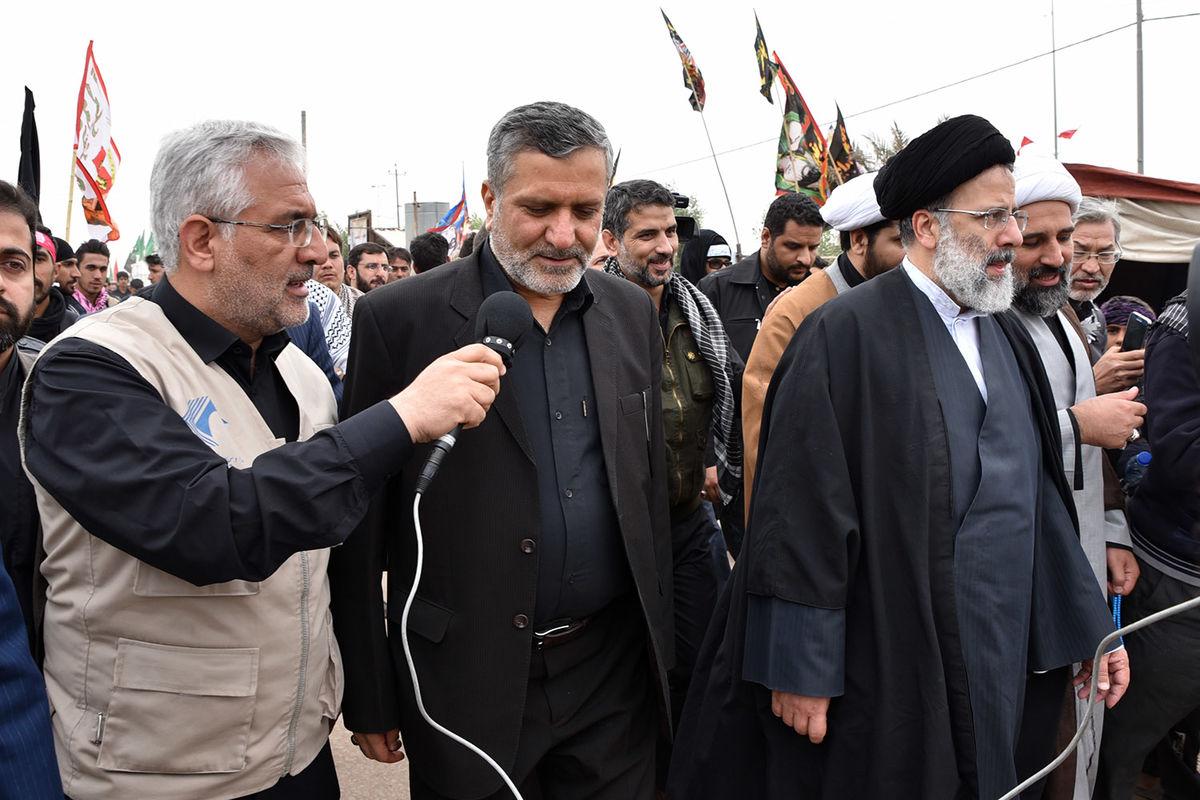 شهردار اسبق مشهد در ستاد رئیسی سمت گرفت