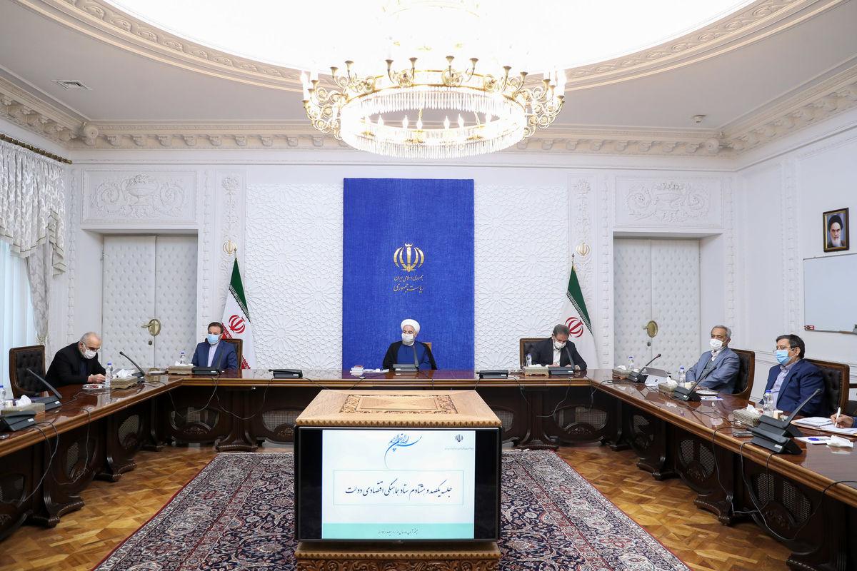 روحانی: دولت جدید آمریکا در رفتارهای غیر انسانی خود با کشورها تجدید نظر کند