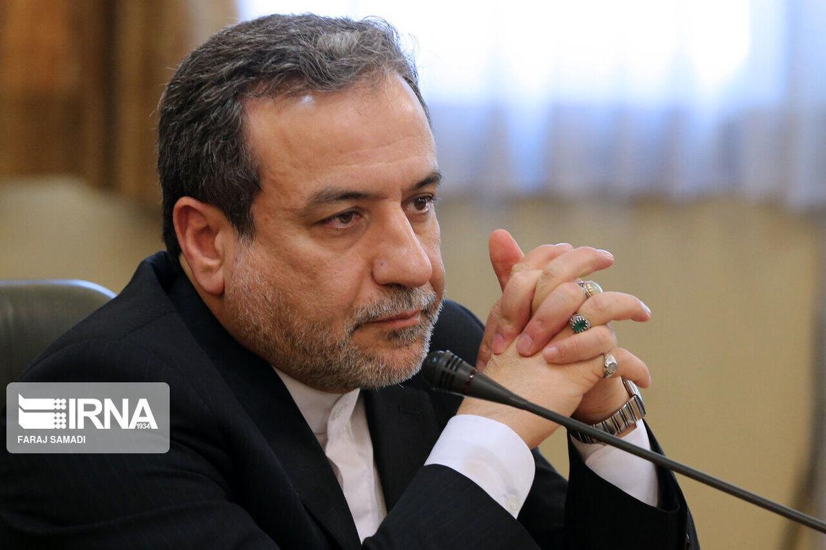 عراقچی: از هر مسیری برای تحقق اهداف کشور تلاش خواهیم کرد